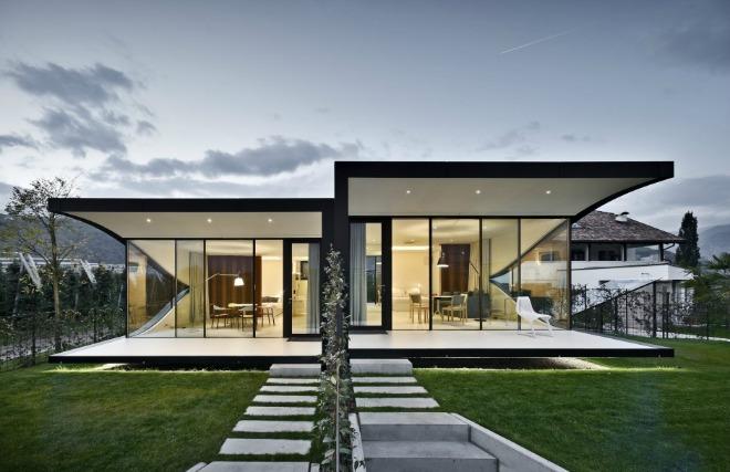 Thiết kế nhà vườn đẹp hiện ddaij