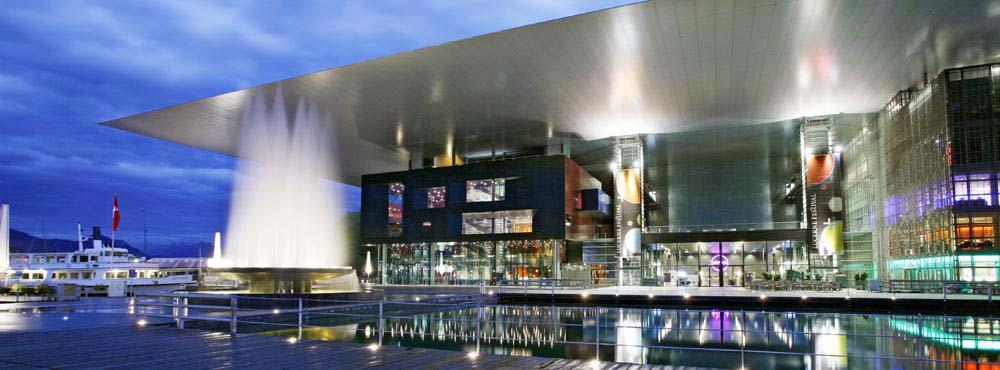 kiến trúc Trung tâm hội nghị và văn hóa  Lucerne