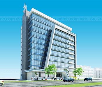 Thiết kế trung tâm thương mại Hải Hà đẹp hiện đại