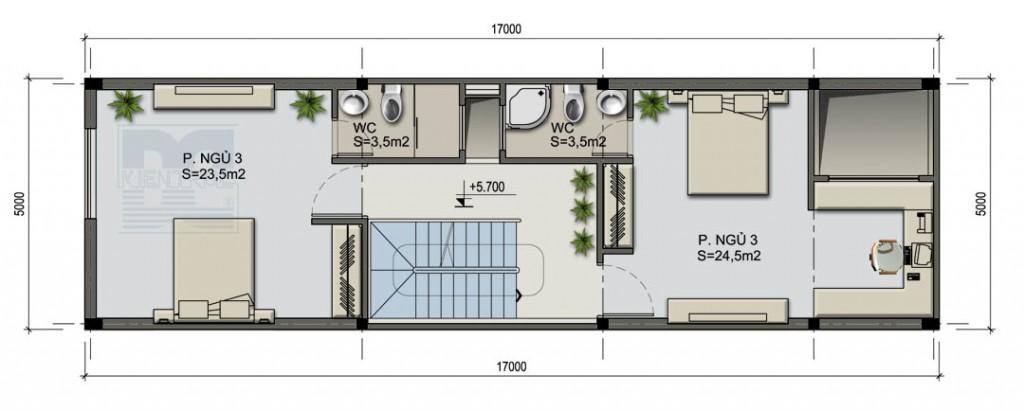 tư vấn miễn phí thiết kế nhà ở kết hợp kinh doanh