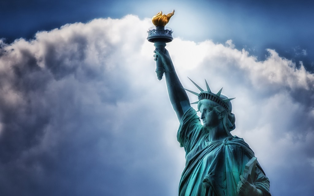 Bạn chỉ biết 1 bức tượng Nữ Thần Tự Do? Như thế là chưa đủ!