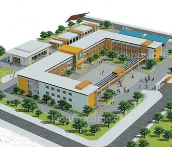 Thiết kế Trường Trung học Cơ sở Đình Bảng