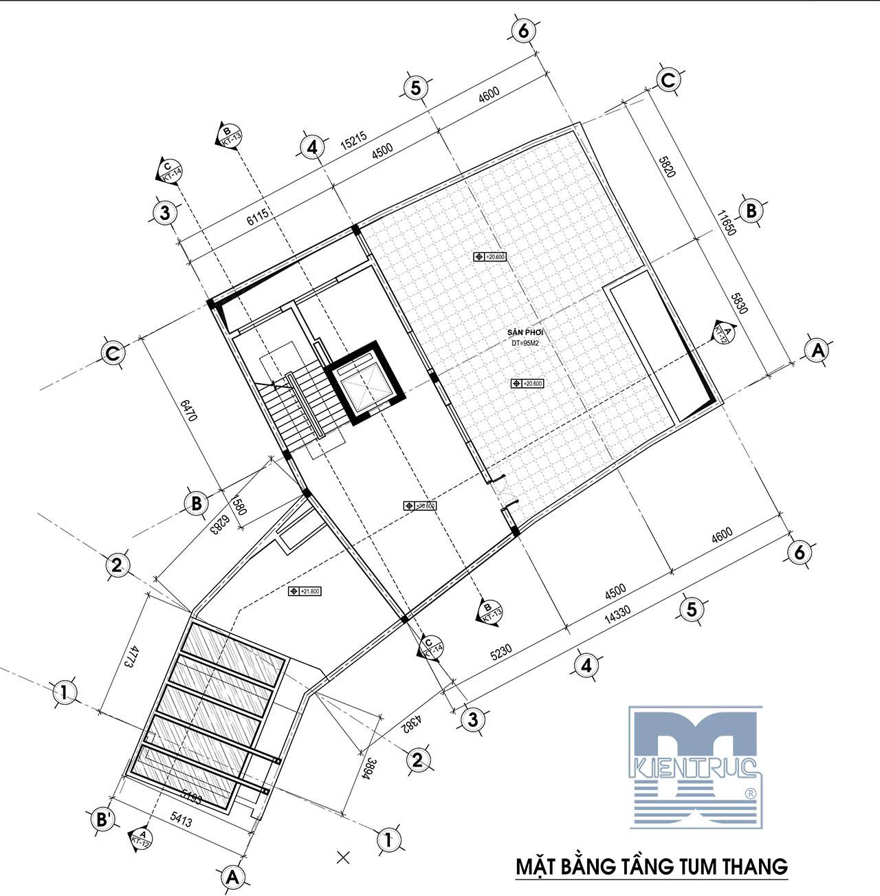 Thiết kế kiến trúc, Thiết kế nhà ở kết hợp kinh doanh