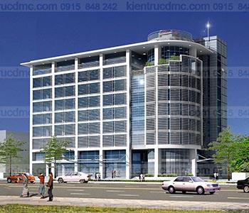 Thiết kế Trụ sở văn phòng Công ty Song Hà