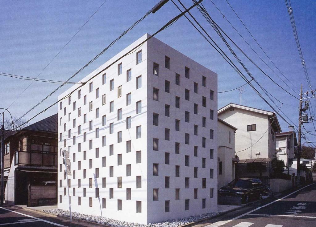 thiết kế kiến trúc nhà đẹp độc đáo