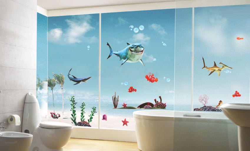 Tư vấn thiết kế trang trí tường phòng tắm