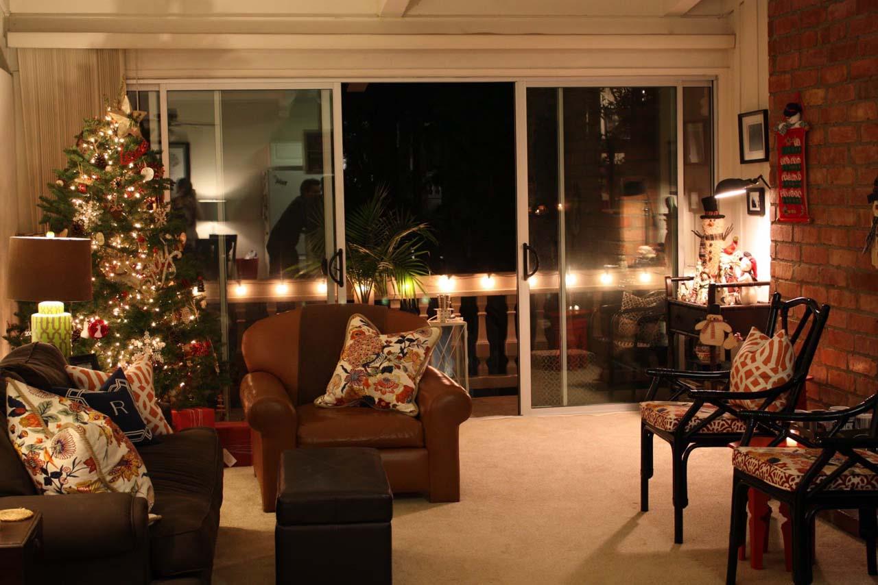Tư vấn thiết kế trang trí nhà đẹp phong cách mùa giáng sinh