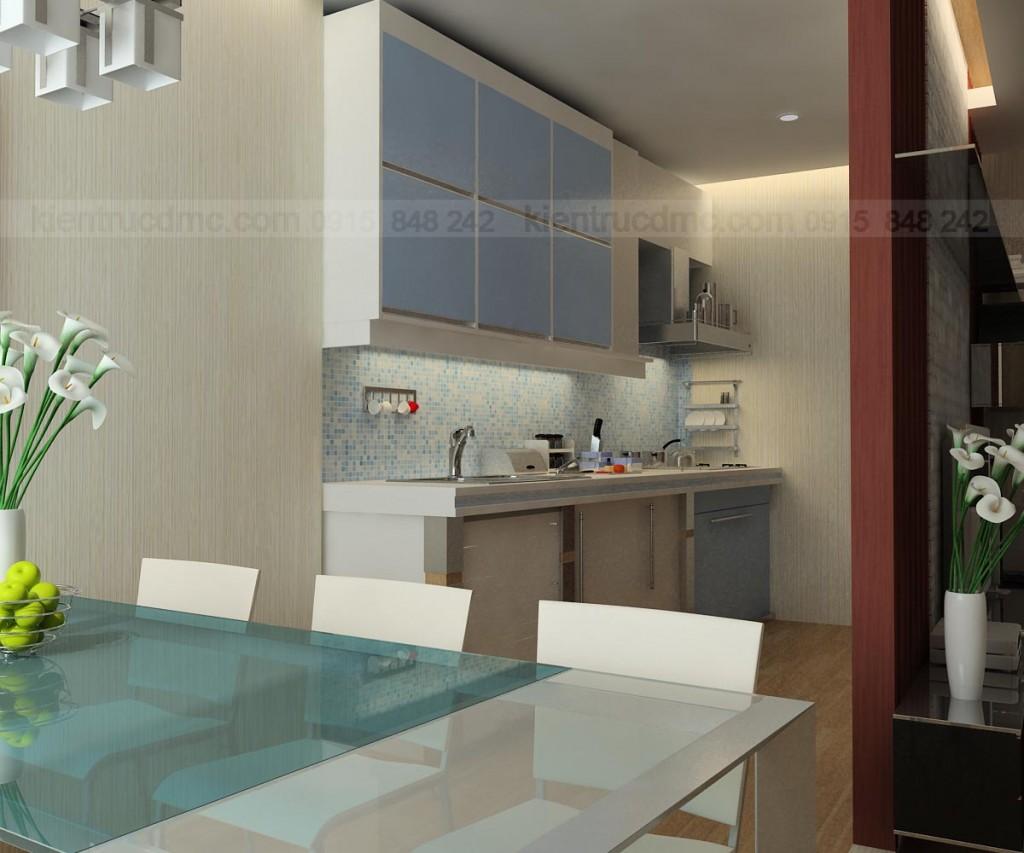 Thiết kế nội thất chung cư mini 8 tầng phương liên đống đa hà nội