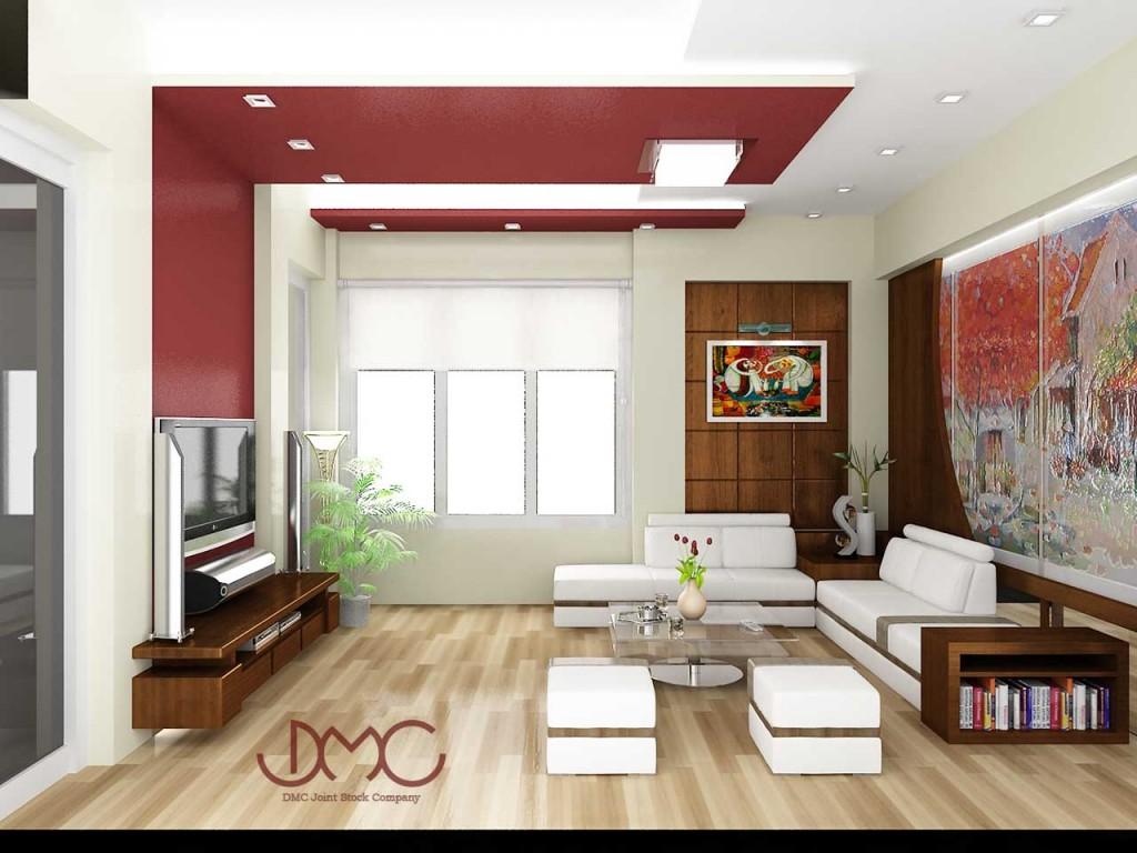 Thiết kế nội thất - thiết kế nội thất nhà phố