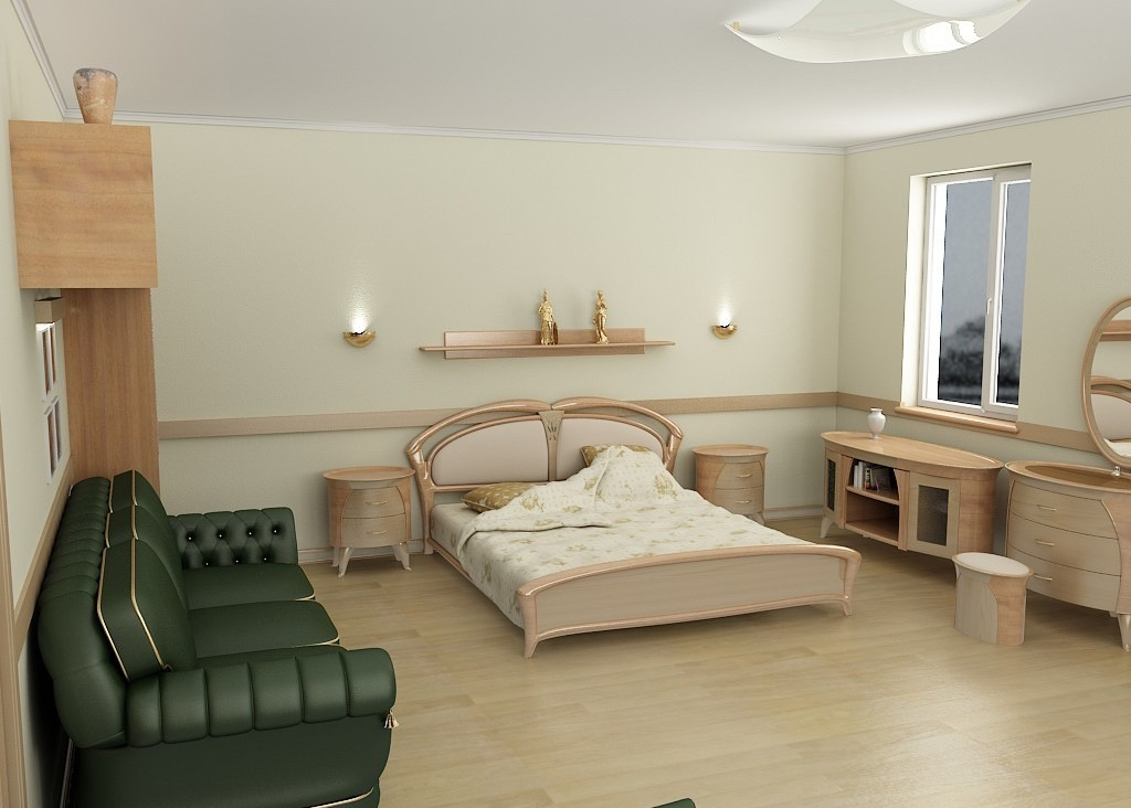 Những điều nên tránh để phù hợp phong thủy giường ngủ