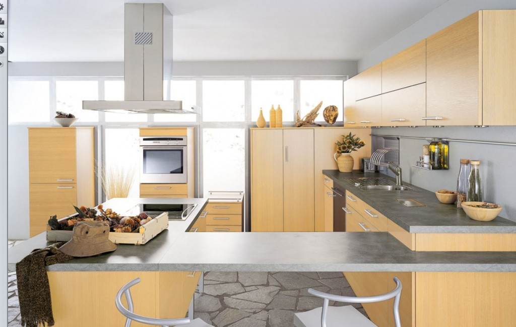 Tư vấn thiết kế nội thất phòng bếp hiện đại