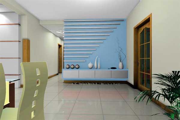 Thiết kế phòng huyền quan hợp phong thủy