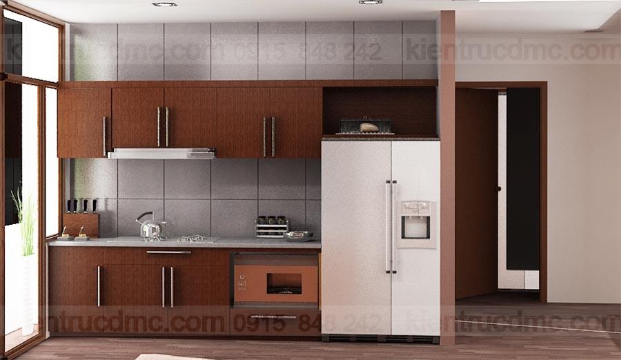 Thiết kế nội thất chung cư cao cấp 151m2, thiết kế nội thất