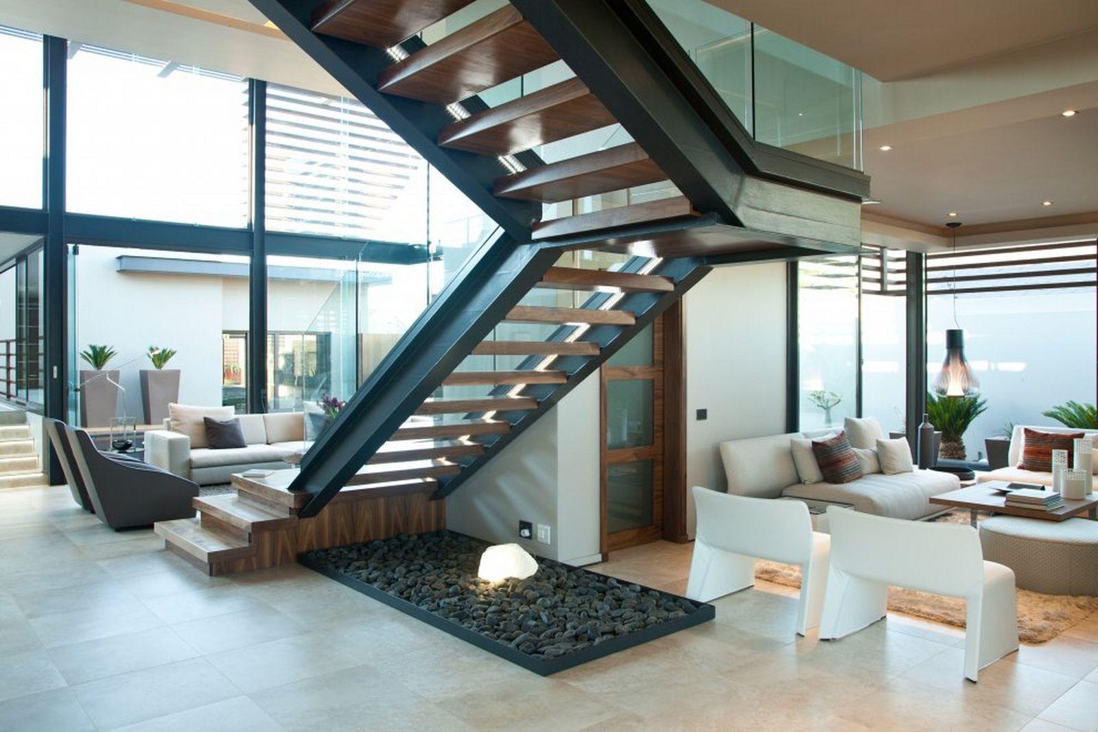 Tư vấn thiết kế cầu thang nhà phố đẹp