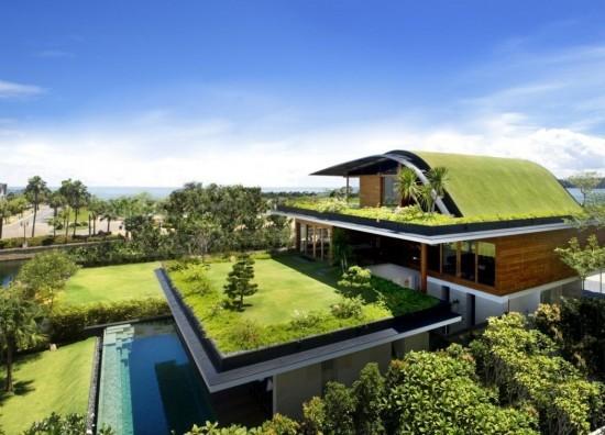 thiết kế nhà vườn, mẫu nhà vườn