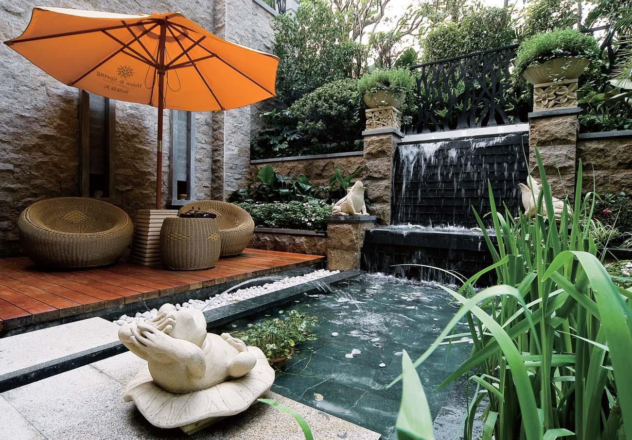 Thiết kế nhà vườn đẹp phong thủy