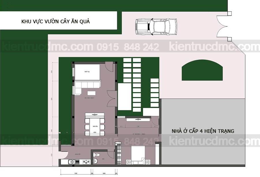 thiết kế nhà vườn thanh hóa