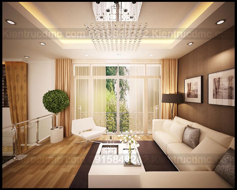 Thiết kế nội thất biệt thự Splendora