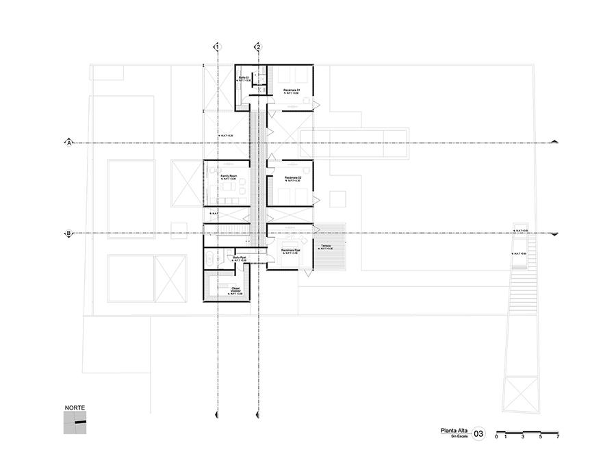 Mẫu nhà 2 tầng đẹp - Mẫu số 5