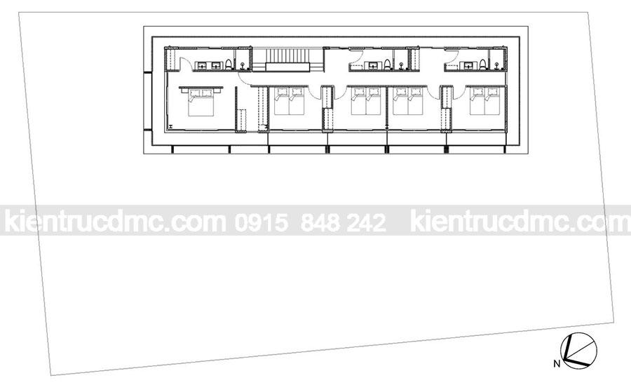 mẫu nhà đẹp 2 tầng - mẫu số 3