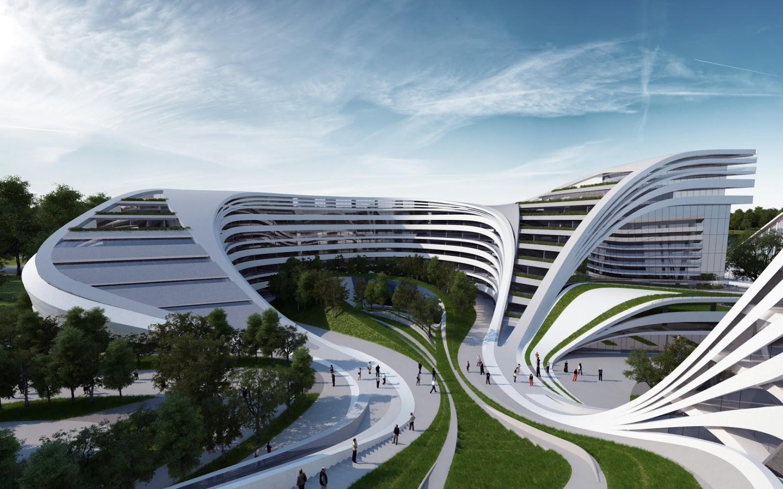 Thiết kế công trình công cộng