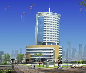 Thiết kế khách sạn 5 sao Quang Dũng