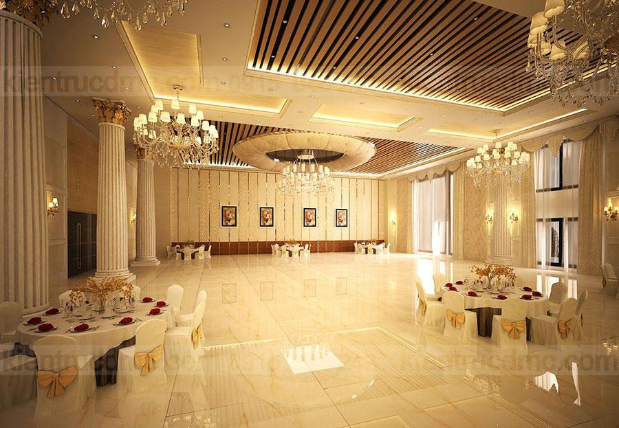 Trung tâm hội nghị tiệc cưới  Hà Nam