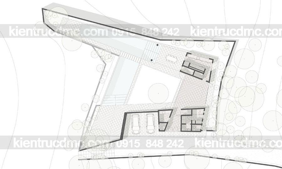 Mẫu nhà 2 tầng đẹp - Mẫu số 16