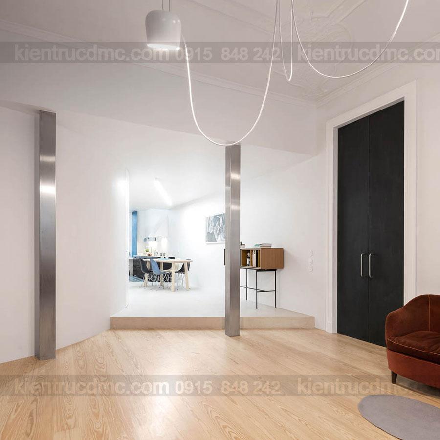 Cải tạo lại căn hộ chung cư