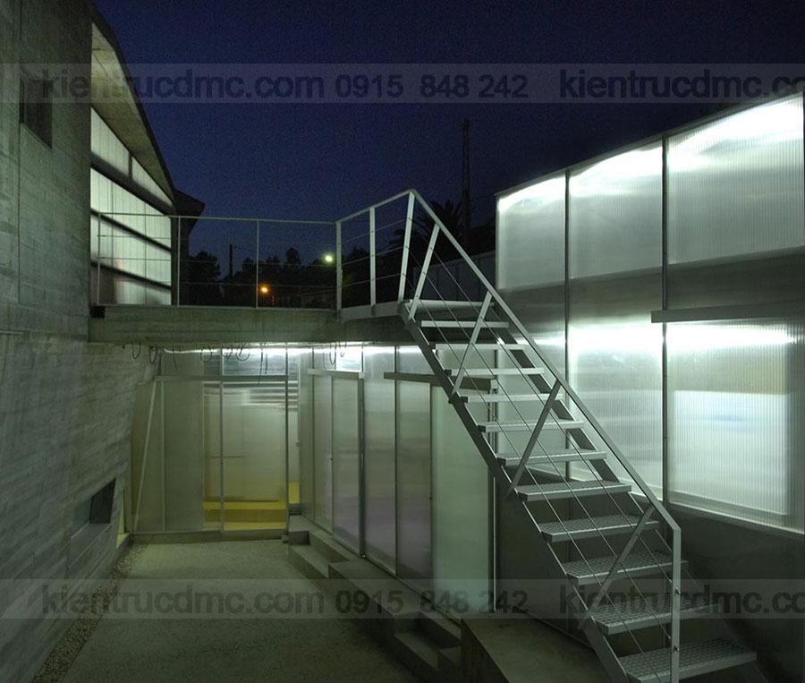 Mẫu nhà 2 tầng đẹp - Mẫu số 21