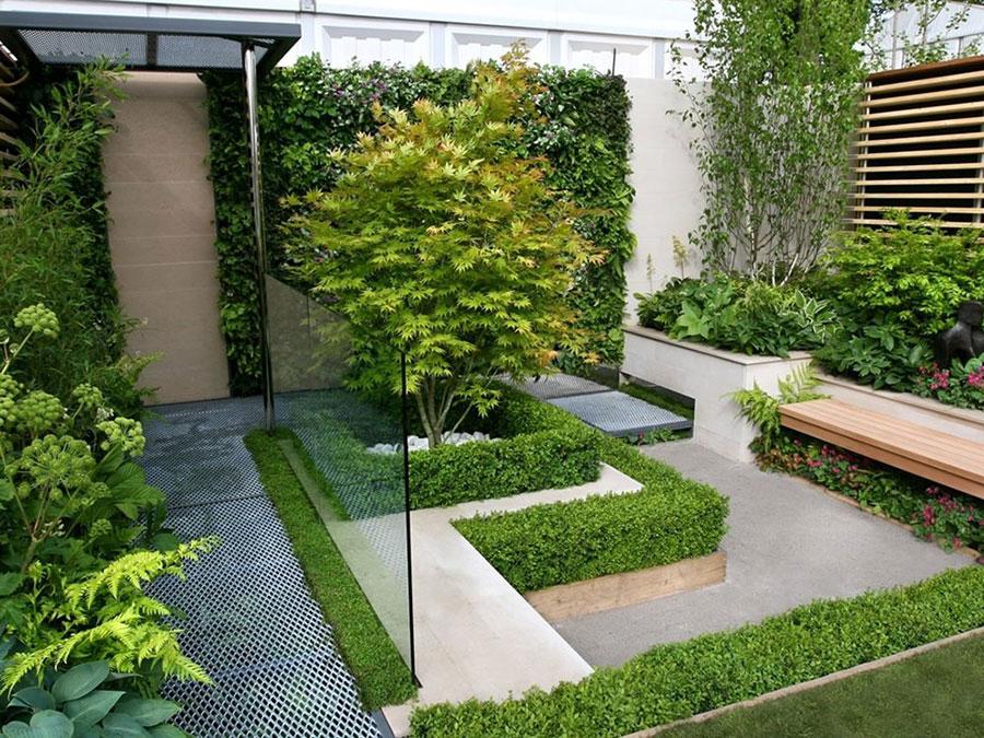 Thiết kế nhà đẹp với không gian ngoại thất hiện đại