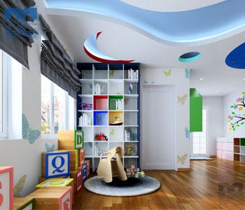 Thiết kế trường Mầm non tư thục Ban Mai, Hà Đông