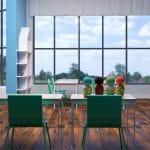 Thiết kế cải tạo nội thất Trường Mầm Non