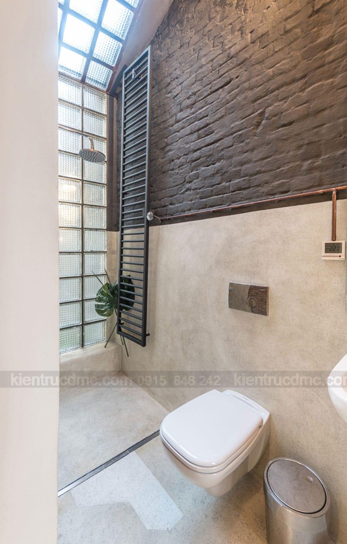 Thiết kế nội thất chung cư mini diện tích 35m2