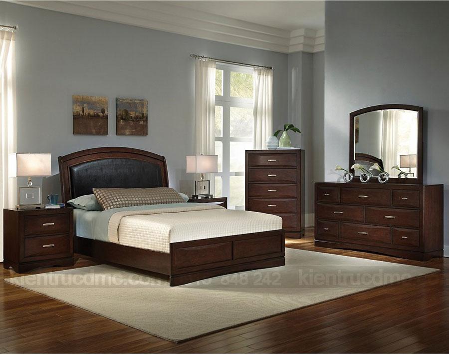 Thiết kế nội thất phòng ngủ hợp phong thuỷ