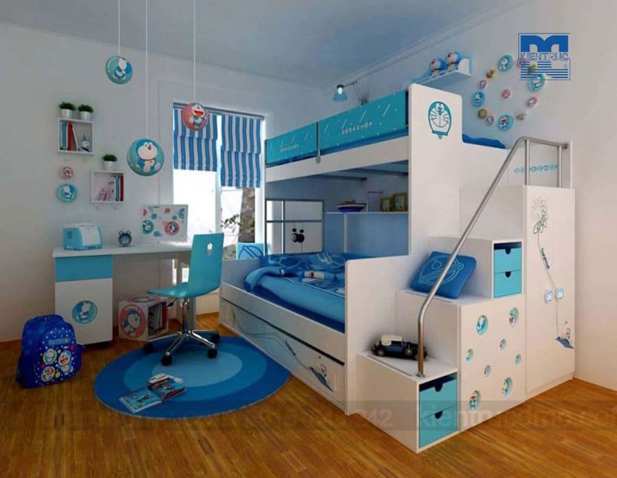 Tư vấn phong thuỷ cho phòng ngủ trẻ em