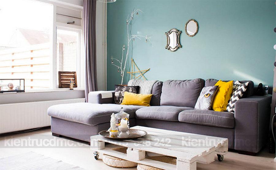 Tư vấn phong thuỷ trong thiết kế nội thất phòng khách