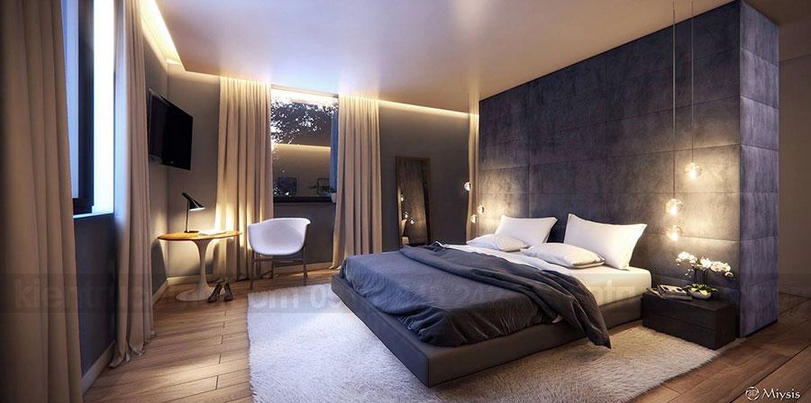 Tiêu chuẩn và những lưu ý trong thiết kế chung cư cao cấp