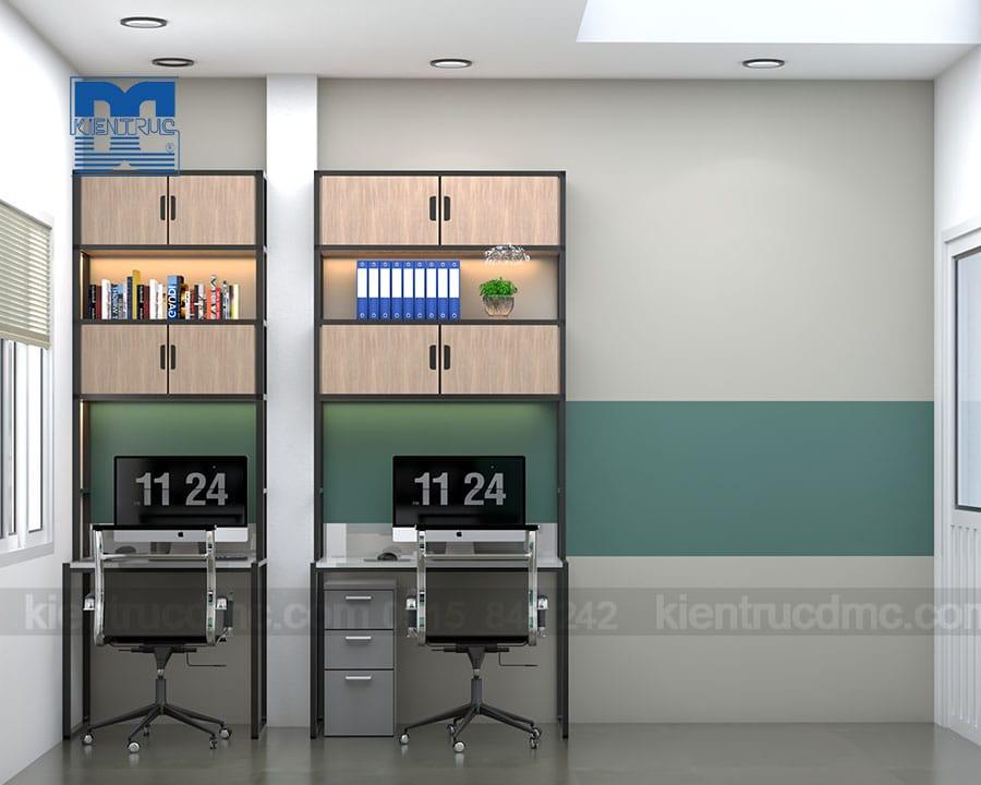 Thiết kế cải tạo nội thất Công ty dược phẩm NOVA
