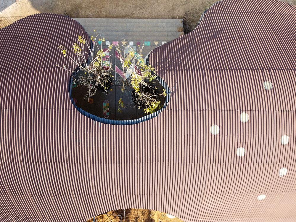Thiết kế trường học Bó Mon – Công trình đạt thưởng kiến trúc quốc tế