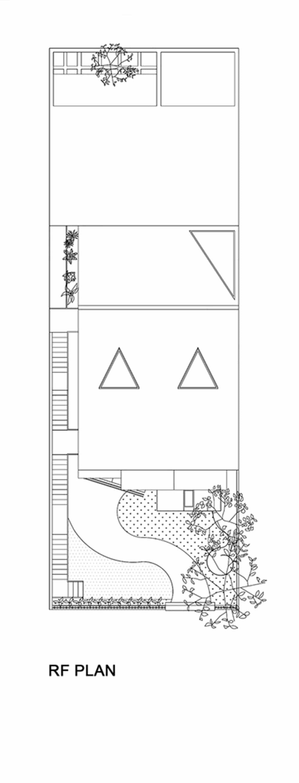 Thiết kế trường mầm non 2 tầng với kiến trúc độc đáo trên diện tích 486m2