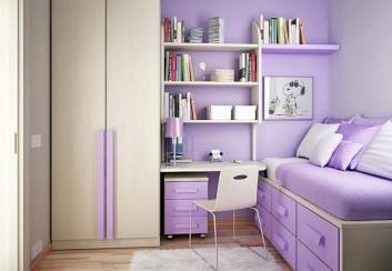 Tư vấn giải pháp thiết kế nội thất cho phòng ngủ trẻ em nhỏ hẹp