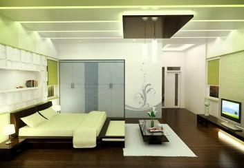 Tư vấn thiết kế nội thất phòng ngủ theo màu sắc
