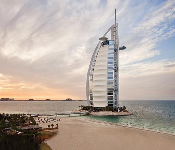 Khách sạn Burj al-Arab