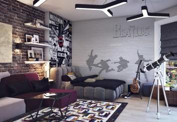 Tư vấn thiết kế nội thất phòng cho tuổi teen