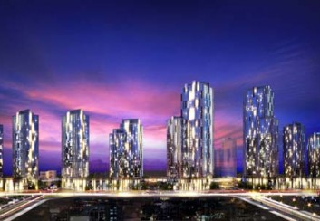 Tổ hợp chung cư cao cấp Usilk city – Hà Nội