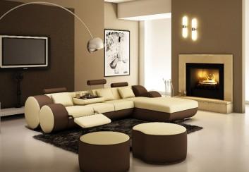 Những cách sắp xếp chỗ ghế sofa phòng khách hợp lý