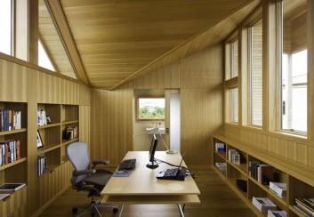 Tư vấn thiết kế phòng làm việc tại nhà