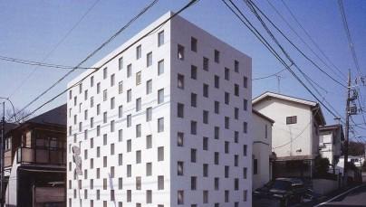 Công trình kiến trúc nhà đẹp độc đáo – Nhà tổ ong