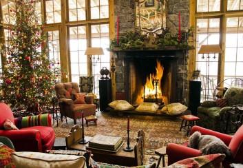 Tư vấn trang trí nhà đẹp phong cách mùa giáng sinh